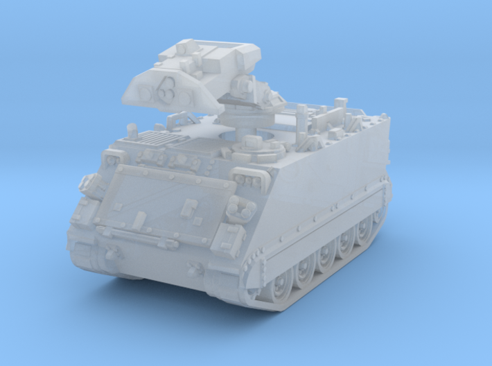 M901 A1 ITV early (retracted) 1/144 3d printed