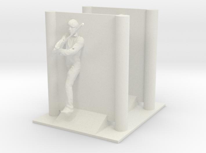Cosmiton Mindness LV - 001 - 1/24 3d printed