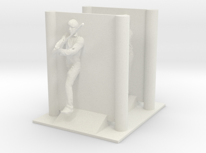 Cosmiton Mindness KV - 001 - 1/24 3d printed