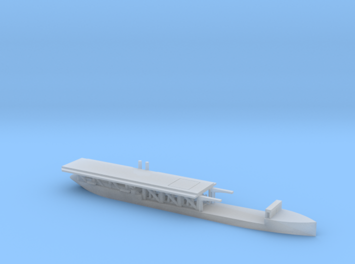 1/2400 Scale USS Langley AV-3 3d printed