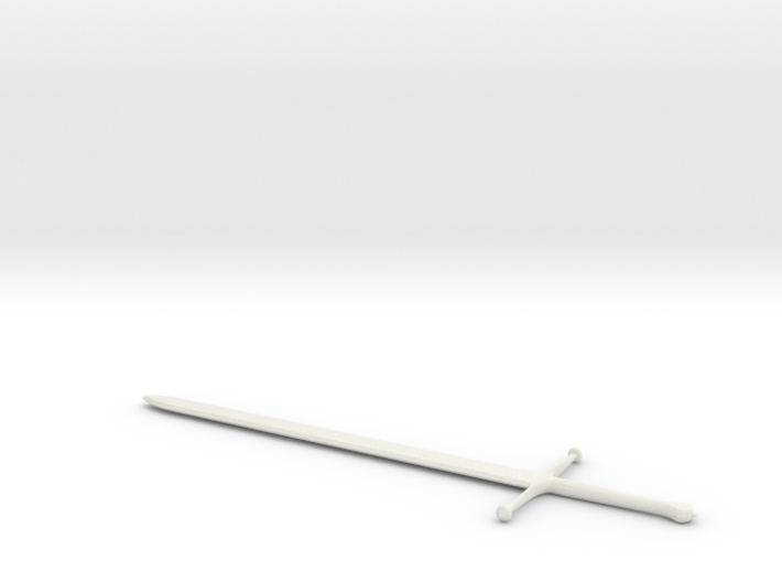 1:6 Miniature Ice Sword (Eddard Stark) - GOT 3d printed