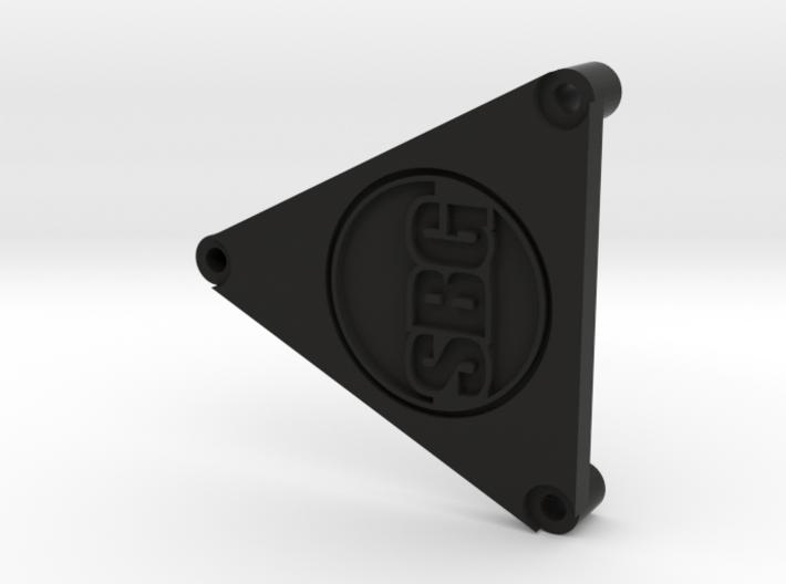Quicrun 1080WP TRX-4 Sport ESC Mount 3d printed