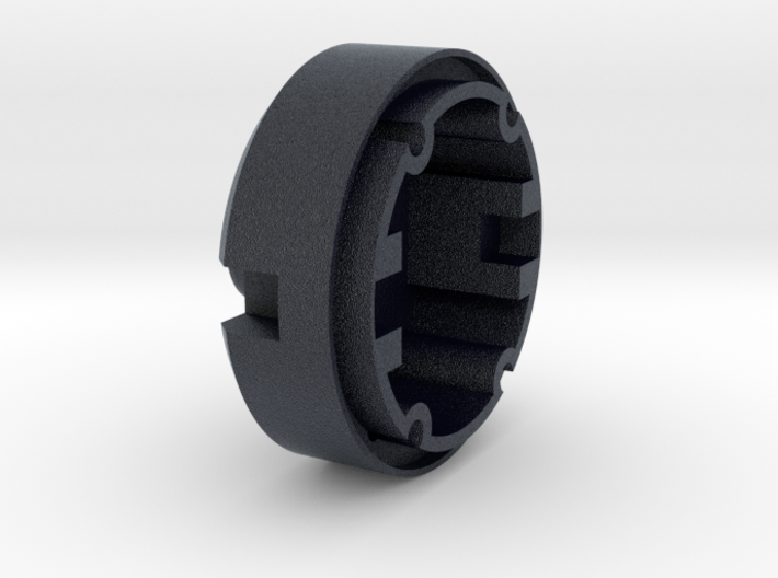 OT-27 FRONT DIFF CASE COVER 3d printed