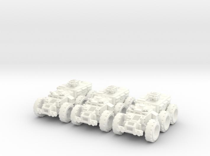 6mm Outrunner - Battle Transport 3d printed