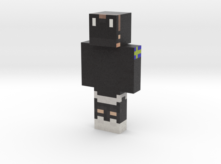 xAlbinR   Minecraft toy 3d printed