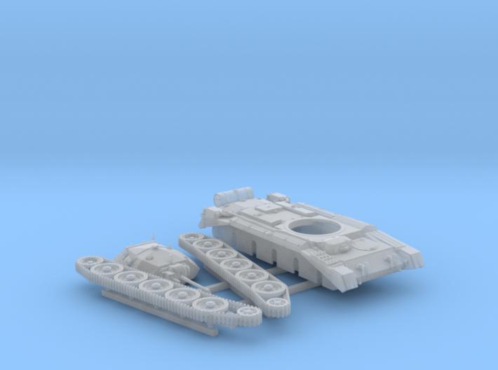 1/120 (TT) Crusader Mk I Medium Tank 3d printed 1/120 (TT) Crusader Mk I Medium Tank