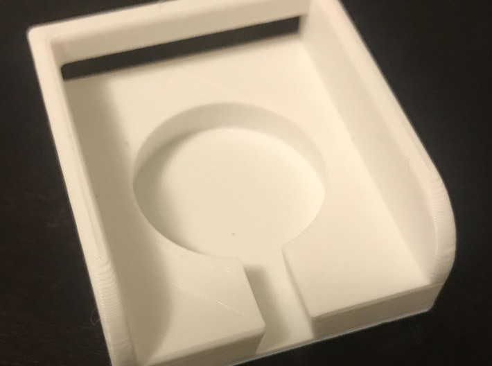 Apple Watch Charging Mount 3d printed