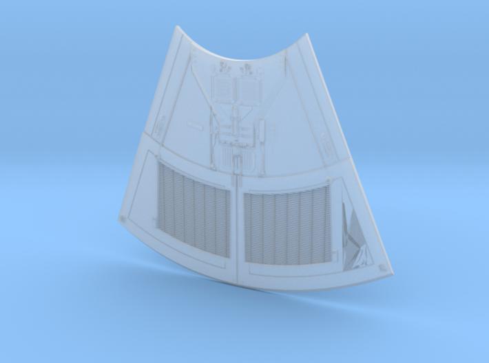 1/144 Millennium Falcon Concept McQuarrie Vents 3d printed
