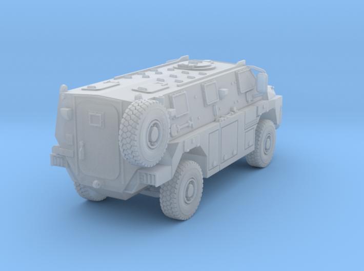 MRAP Bushmaster Scale: 1:285 3d printed