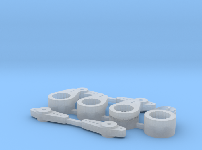 levers 230519 3d printed