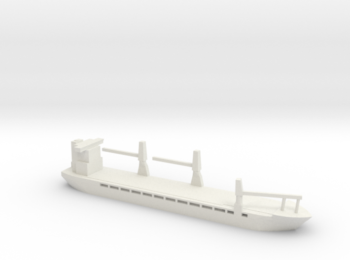 1/1250 Scale HHL New York 3d printed