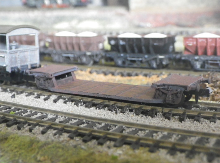 GWR G27 Loriot W 3d printed General view