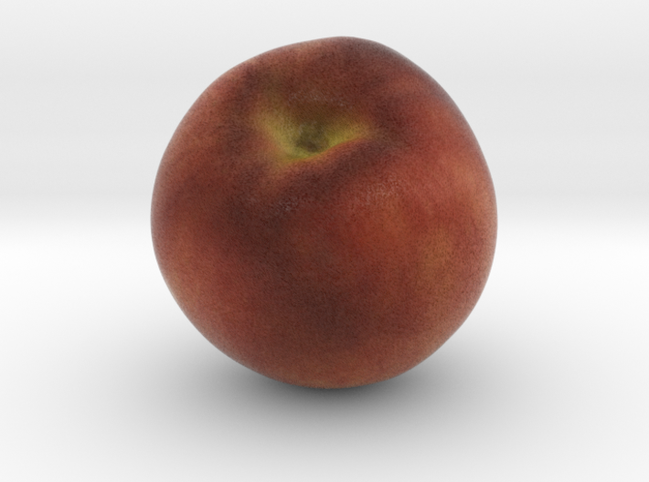 The Apple 3d printed
