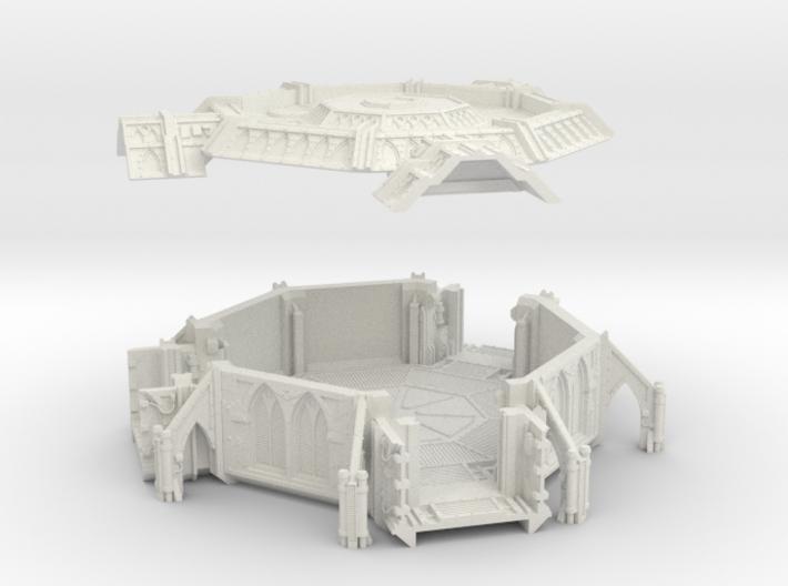 AnphelionBase_RoomBeta 3d printed