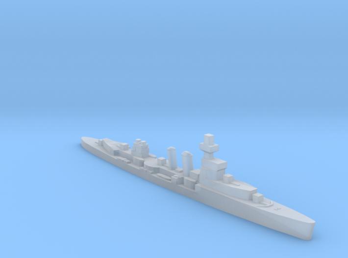 HMS Curlew 1939 1:2400 WW2 cruiser 3d printed