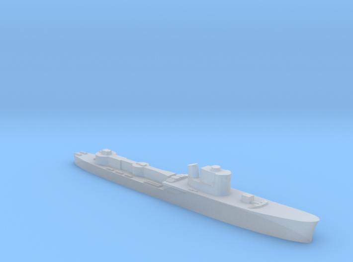 Italian Procione WW2 torpedo boat 1:2400 3d printed
