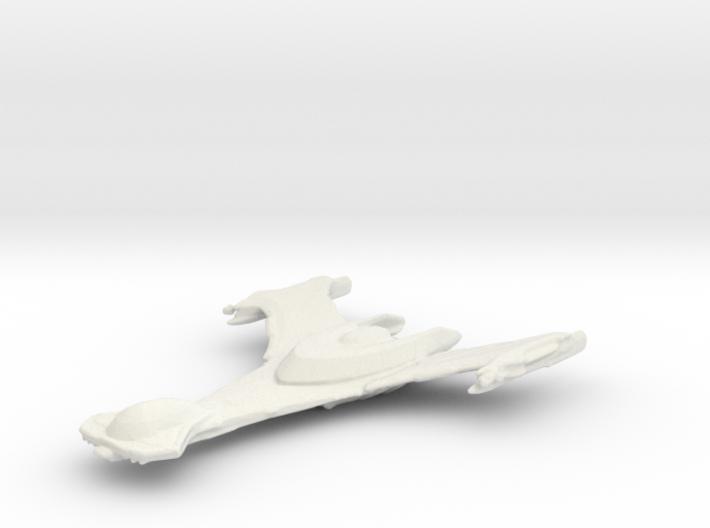 Klingon Scout 3d printed