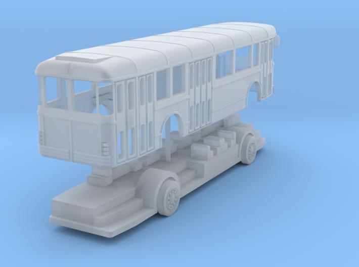 bus sc10 3d printed