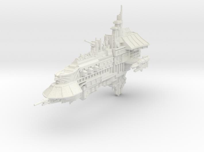 "Gran Crucero de Renombre ""El Tribuno"" 3d printed"