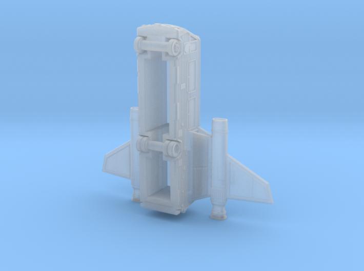 Spaceball Eagle5 3d printed