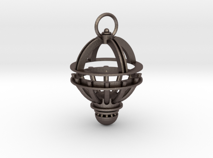 Orions Belt Stainless 3d printed