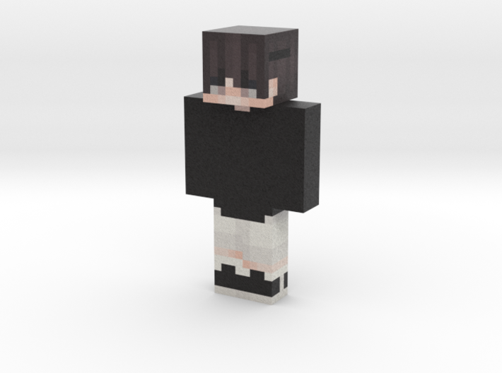 Krips_s | Minecraft toy 3d printed