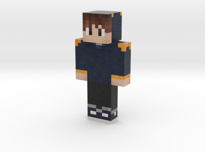 IballPlayz | Minecraft toy 3d printed