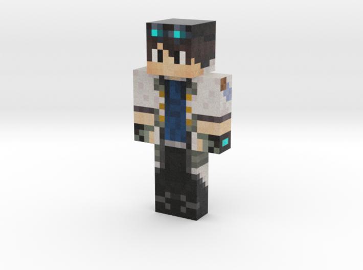 NessTAG | Minecraft toy 3d printed