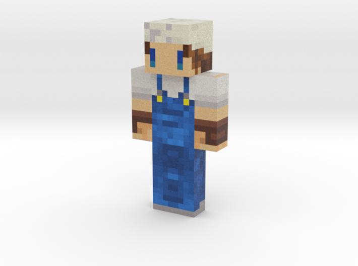 oyu_san | Minecraft toy 3d printed