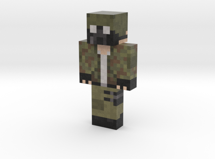 65F7EC26-5EEC-4AC1-B90F-1DDB1356A3C4 | Minecraft t 3d printed
