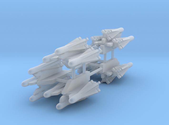 AGM-65 Maverick 3-Rack 3d printed