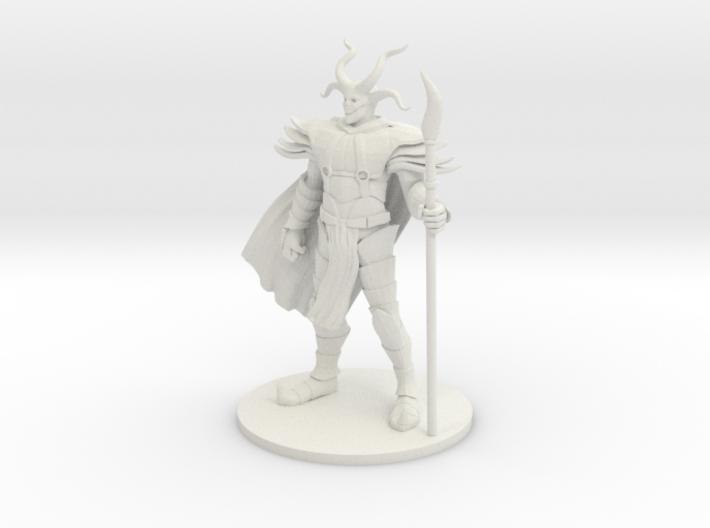 Master of Cruelties 3d printed