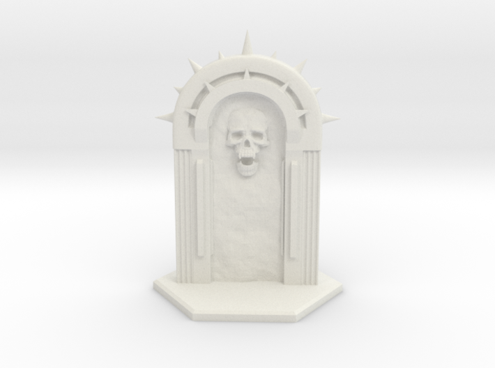 Dark Portal Version A 3d printed