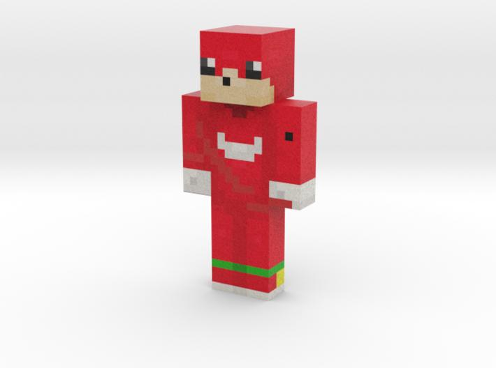 Keel45   Minecraft toy 3d printed