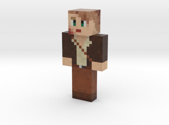 HerrBergmann | Minecraft toy 3d printed
