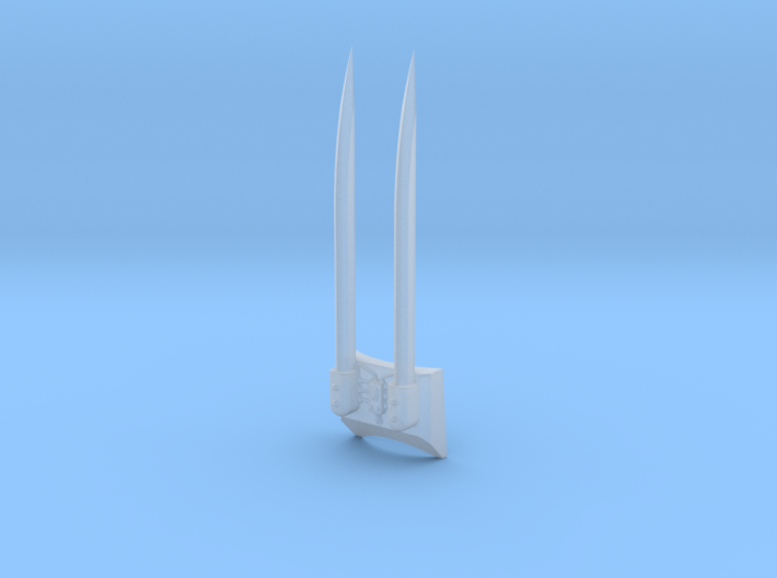 Knight Claw 1.0 3d printed