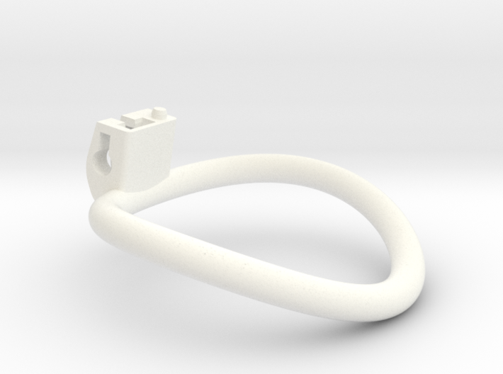 Cherry Keeper Ring - 63mm -4° 3d printed