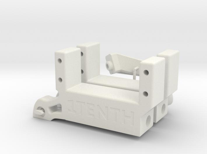 2 x V2.3 Traxxas Portal SOA & 4 Link with Braces 3d printed