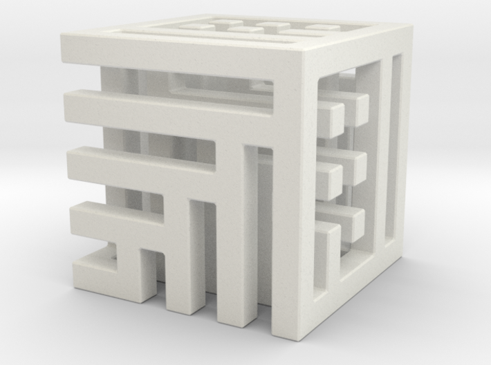The Pigeon Shed 3d printed