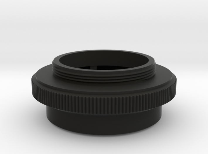 Agfa Solagon 1:2/50 lens adapter to Leica-L(L39) 3d printed