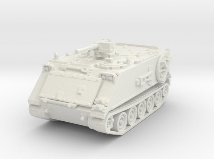M106 A1 Mortar closed (no skirts) 1/100 3d printed