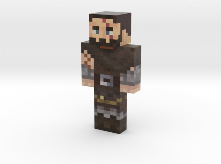 AgnarBergur   Minecraft toy 3d printed