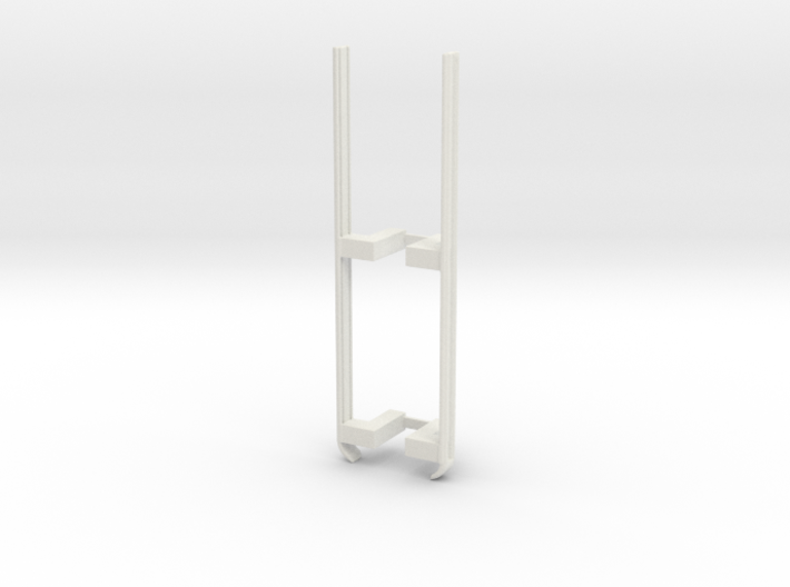Guardrail End Sections 3d printed Part # GR-005