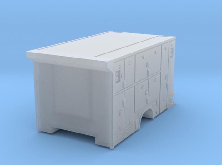 1/160 Scuba/Dive Body V1 3d printed