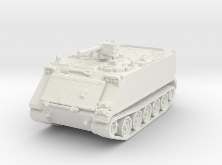 M125 A1 Mortar closed (no skirts) 1/100 3d printed