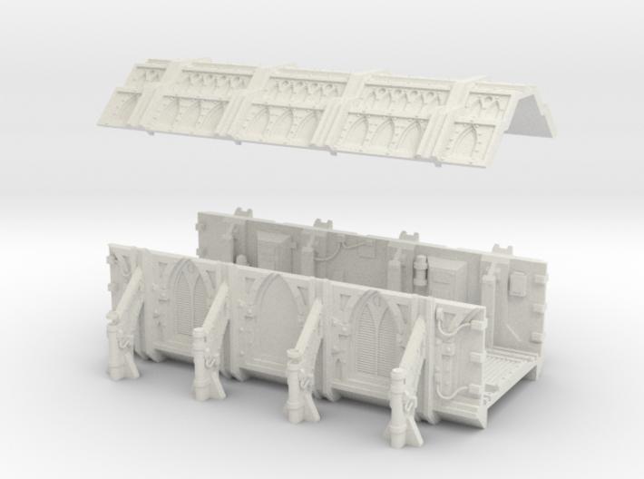AnphelionBase_Corridor 3d printed
