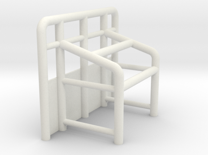 Frame-winch 3d printed