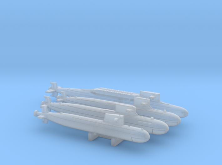 PLAN NUCS- FH 2400 3d printed