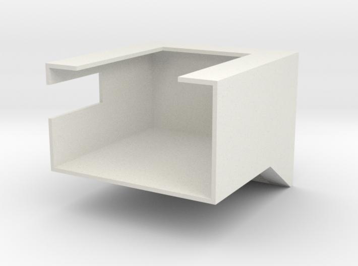 Air Sampling Fixture 3d printed