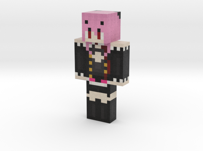 Diblox   Minecraft toy 3d printed